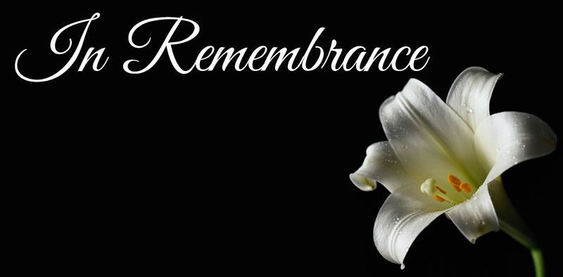 Image result for in remembrance